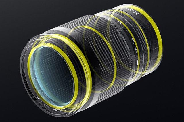 Nikon Z 24-200mm