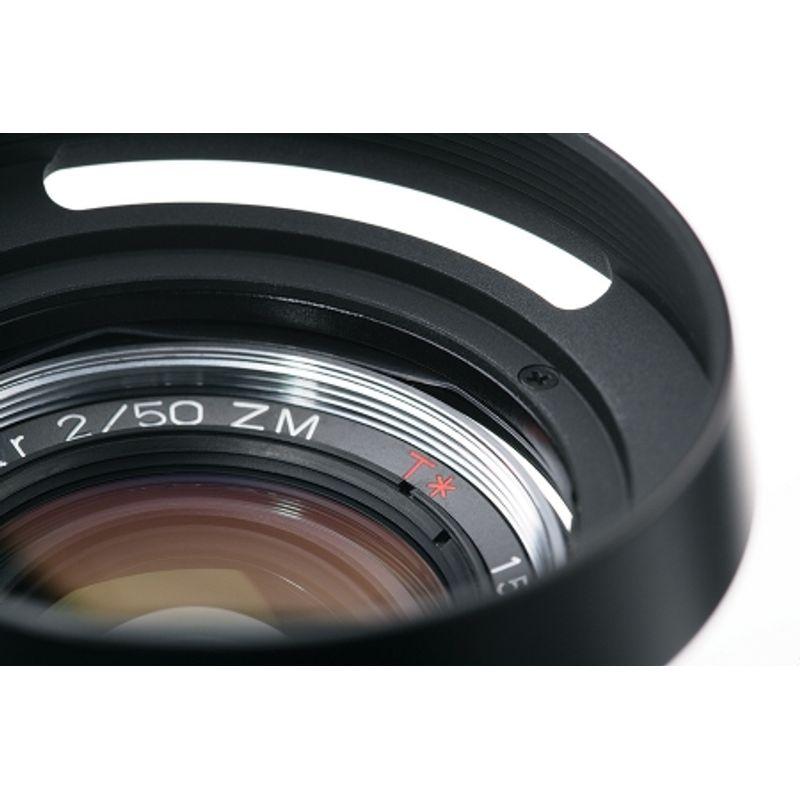 zeiss-ikon-argintiu-kit-zeiss-planar-t-50mm-f-2-zm-parasolar-cutie-piele-serie-limitata-13289-5