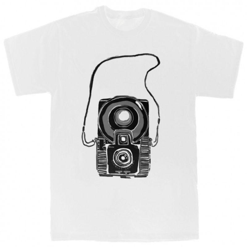 tricou-aparat-retro-alb-marimea-l-27176
