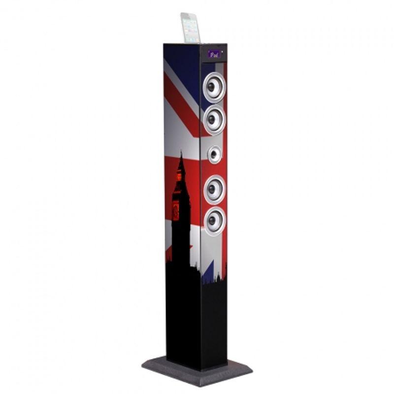 bigben-multimedia-tower---so-british---docking-station-ipod-iphone-si-radio-fm-30469