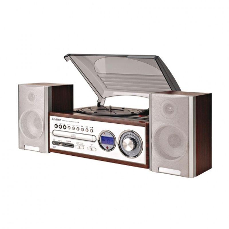 bigben-td98-turntable-pickup-cu-radio--cd-mp3-player-si-port-usb-30476