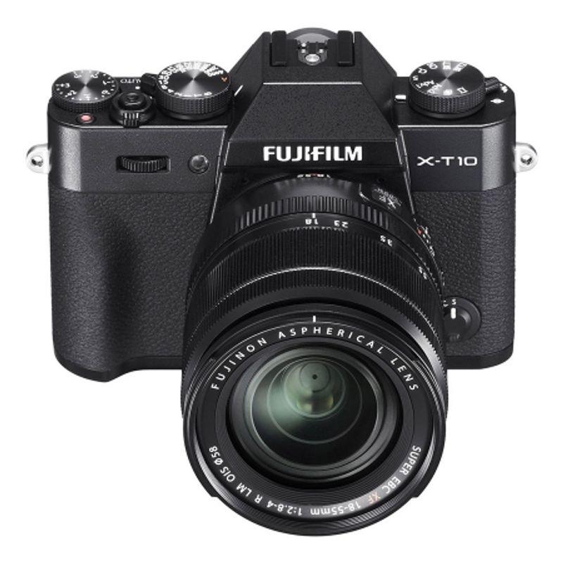 fujifilm-x-t10-negru-kit-fujinon-xf-18-55mm-f-2-8-4-r-lm-ois-negru-42232-1