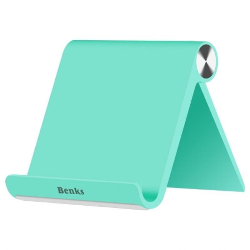 benks-suport-de-birou-pentru-telefoane-si-tablete--verde-59248-558