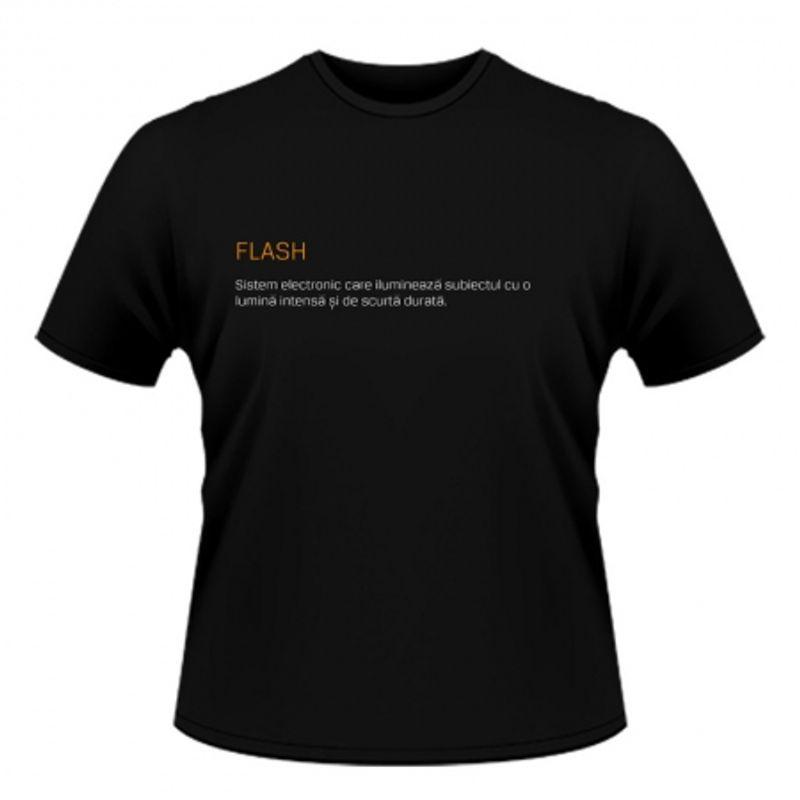 tricou-negru-trag-rapid-m-27345-1
