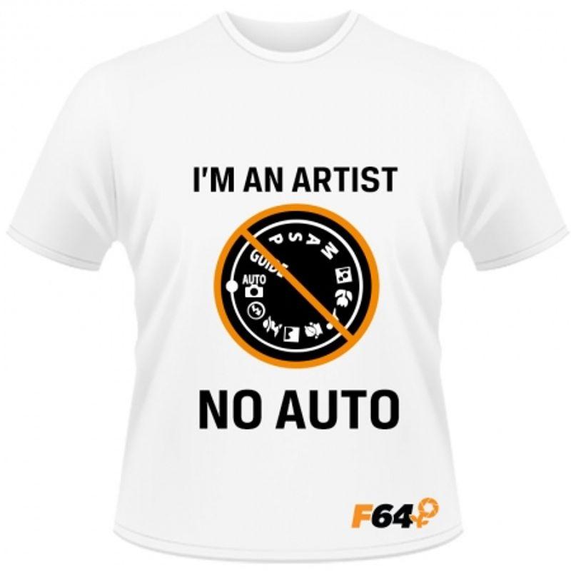tricou-alb-i-am-an-artist-no-auto-s-27385
