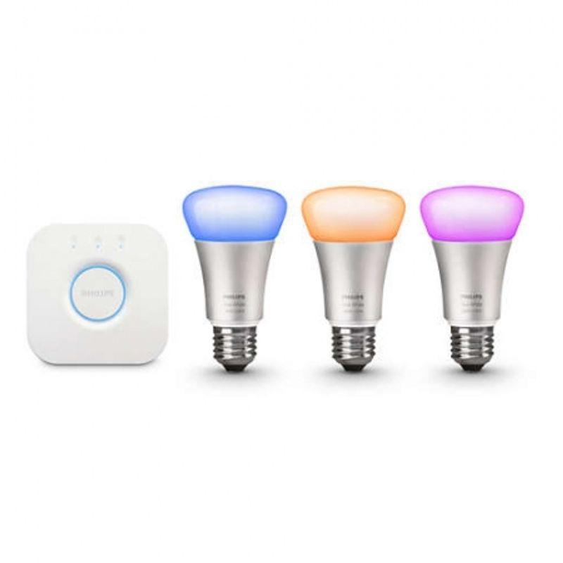 philips-hue-a60-kit-becuri-inteligente-led---e27-10w--wi-fi--ambianta-alba-si-color--3-buc-63500-137