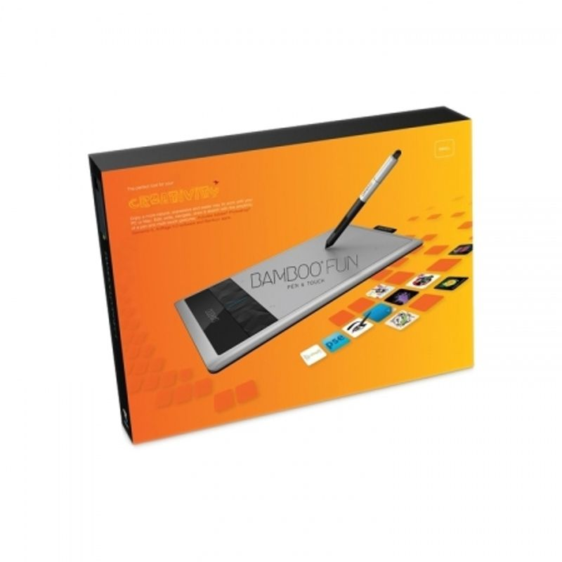 wacom-bamboo-fun-pen-and-touch-small-cth-470s-argintie-tableta-grafica-20331-2