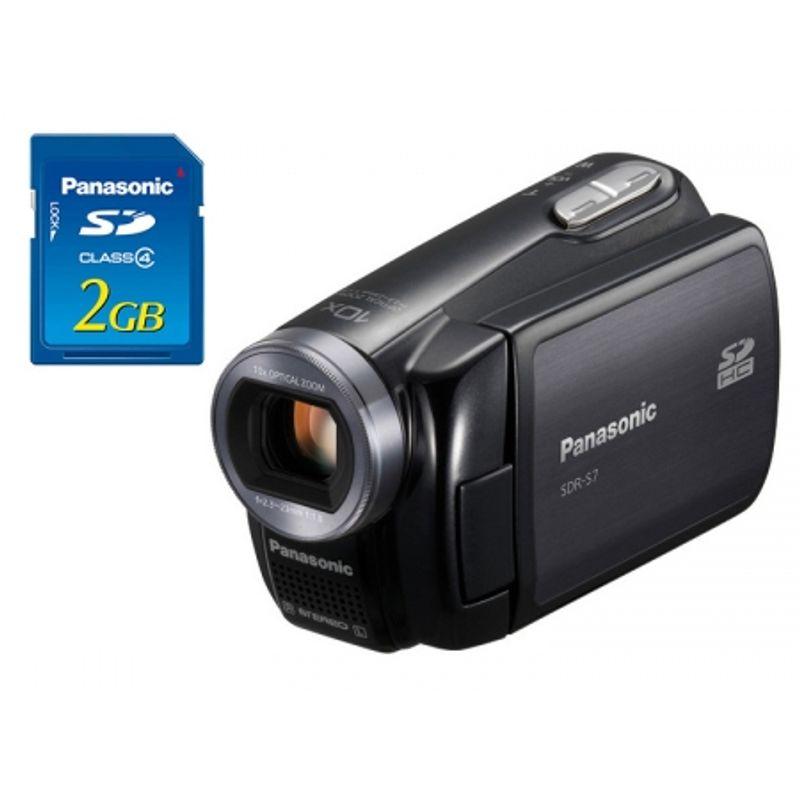 panasonic-sdr-s7-camera-video-sd-2gb-panasonic-bonus-9469