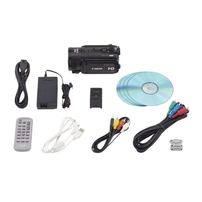 kit-canon-hf-s11-geanta-canon-card-sdhc-sandisk-4gb-ultra-ii-cablu-hdmi-12595-4