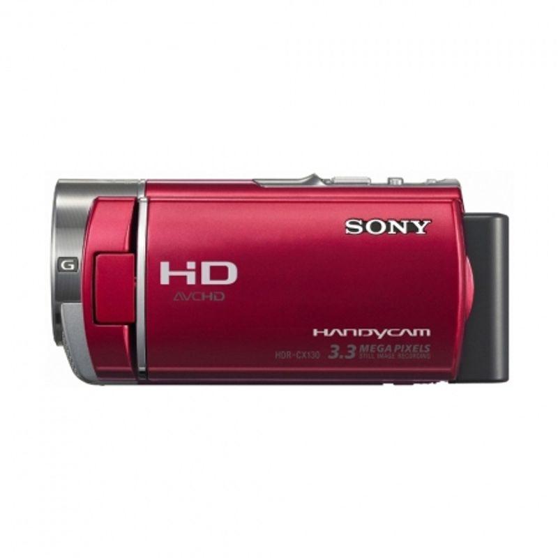 sony-handycam-hdr-cx130r-card-sd-8gb-camera-video-full-hd-obiectiv-g-zoom-30x-rosie-20313-3