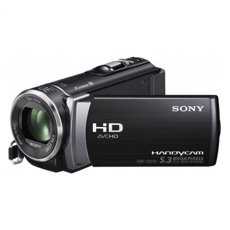 sony-hdr-cx210e-negru-camera-video-fullhd-8gb-zoom-optic-25x-21697
