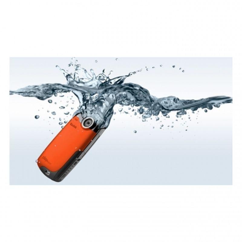 kodak-zx3-playsport-orange-sd-2gb-camera-foto-video-subacvatica-22633-4