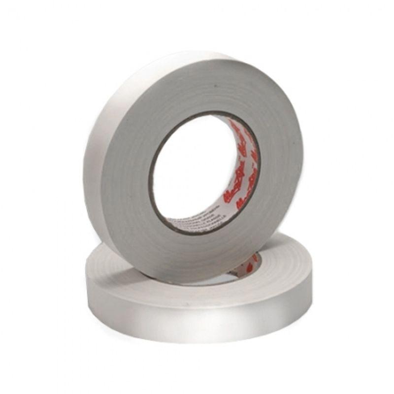 lemark-banda-adeziva-argintie-25mm-20849