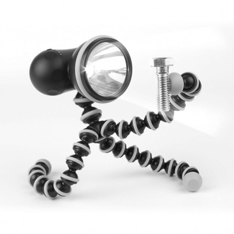joby-gorillatorch-original-gri-lampa-cu-picioare-flexibile-22616-3