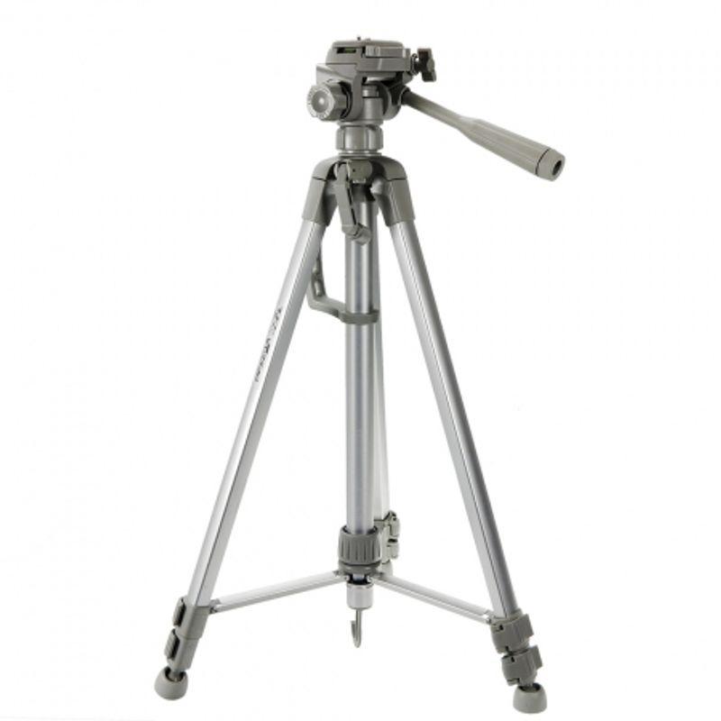 fancier-wt-3540-trepied-foto-video-argintiu-27311