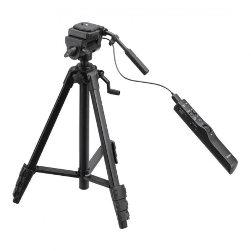 sony-vct-vpr1-kit-trepied-video-cu-telecomanda-27312-2