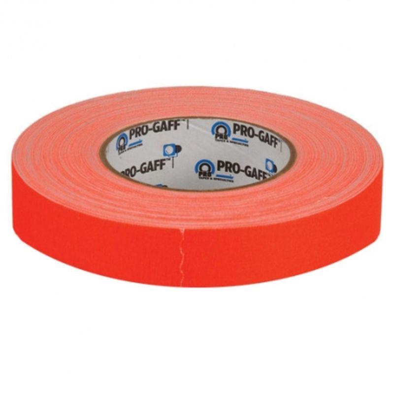 lemark-fluo-pro-gaff-portocaliu-24mm-banda-adeziva-27502