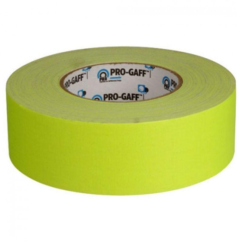 lemark-fluo-pro-gaff-galben-48mm-banda-adeziva-27509