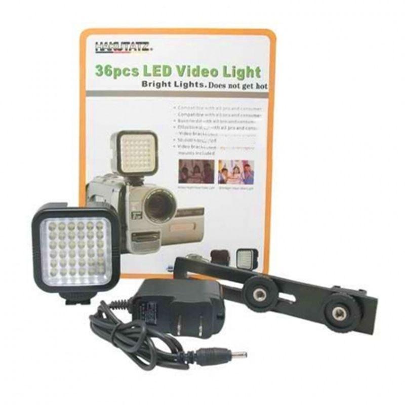 hakutatz-vl-36-lampa-video-cu-36-led-uri-27794-2