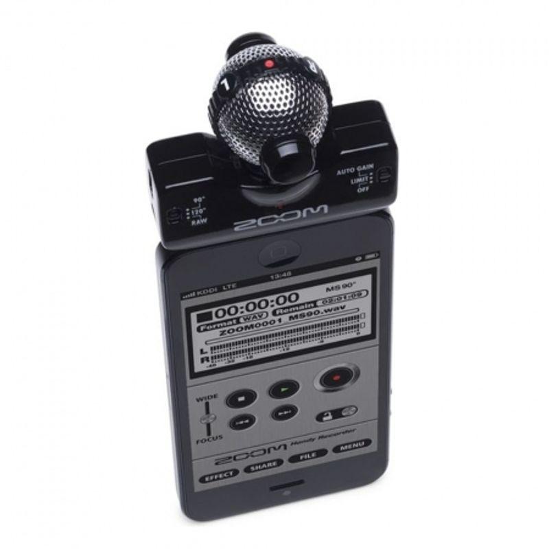 zoom-iq5-negru-microfon-stereo-pentru-iphone-5-28934-2