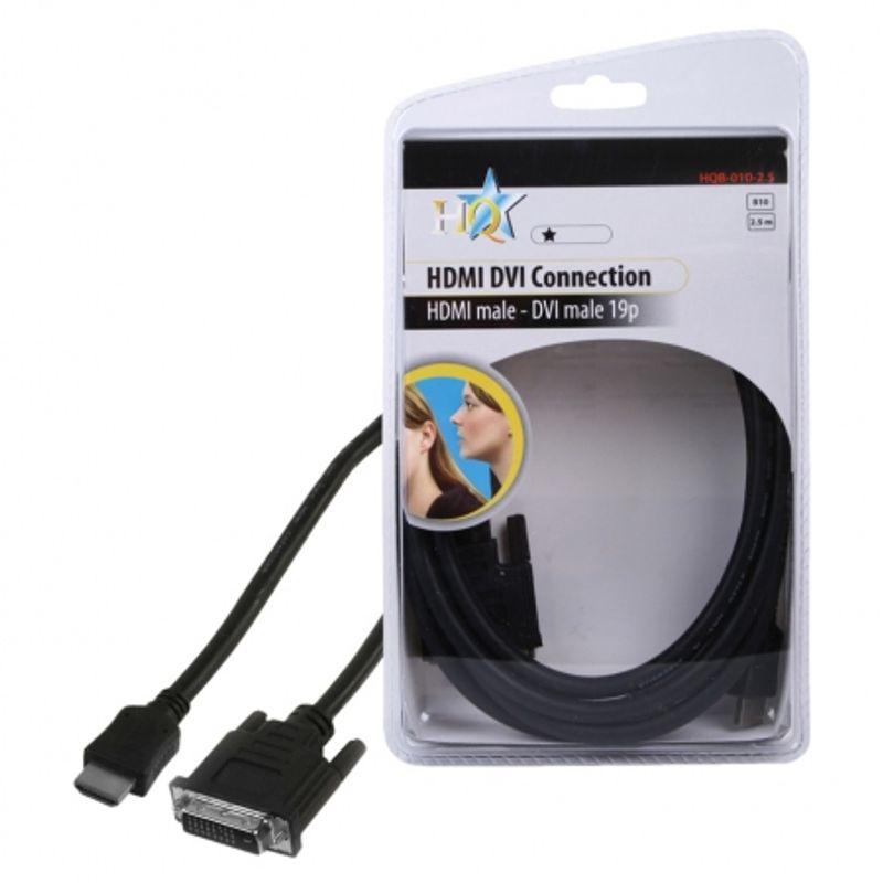 hq-hqb-010-2-5-cablu-video-hdmi-mare-dvi--2-5m-29306