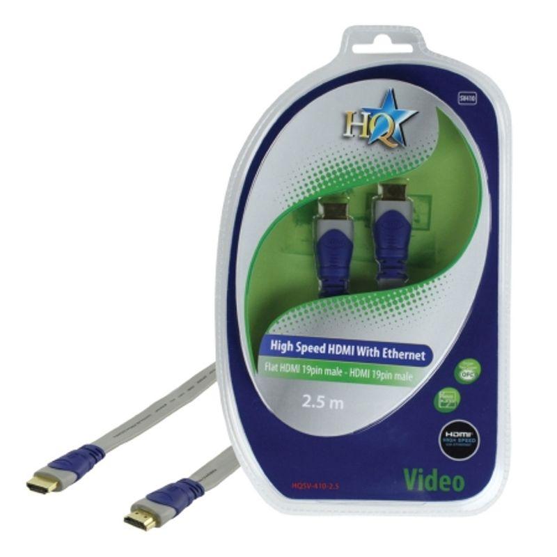 hq-hqsv-410-2-5-cablu-hdmi-mare-mare--2-5m-29319