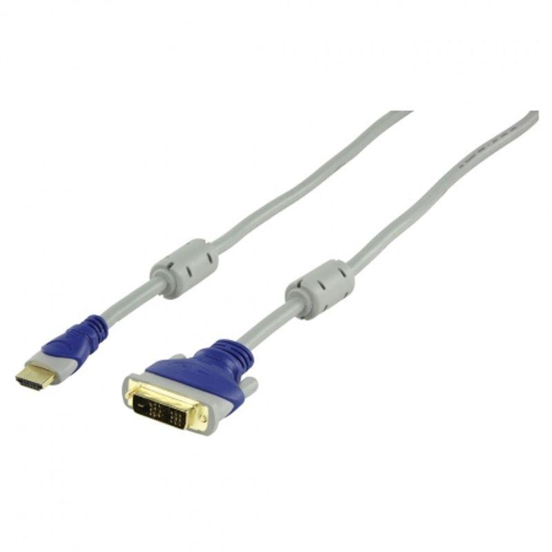 hq-cablu-video-5m-hdmi-male-dvi-d-male-29321