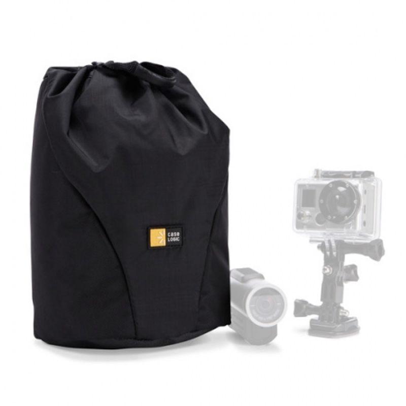 case-logic-dsa-101-negru-husa-camera-actiune-31110