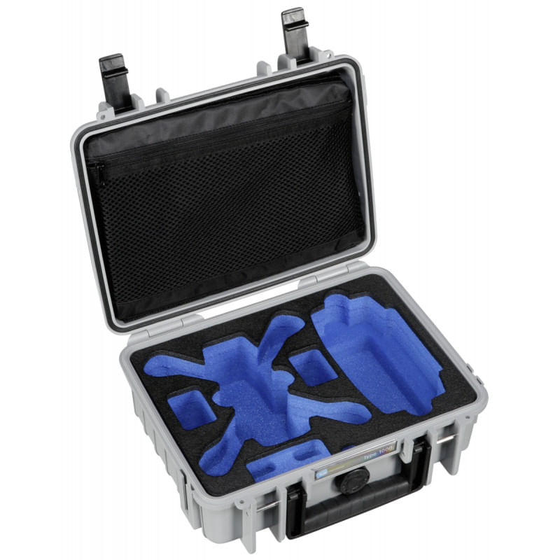 bw-copter-case-type-1000-g-grey-with-dji-spark-inlay