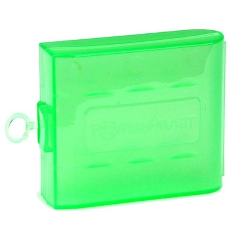 cutie-plastic-pentru-4-acumulatori-r6-aa-verde-7017