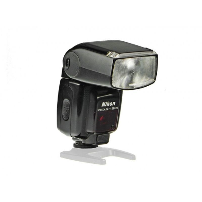 blitz-nikon-speedlight-sb-25-ttl-af-9286