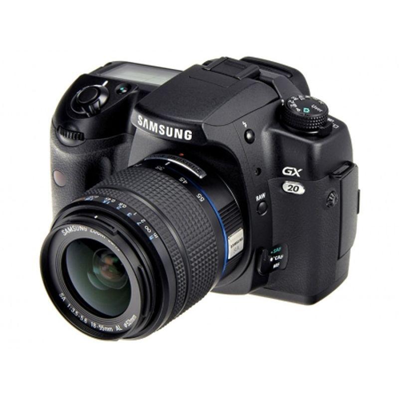 samsung-gx-20-kit-obiectiv-18-55mm-bonus-giottos-cl1001-kenko-protector-mc-digital-52mm-10698-1
