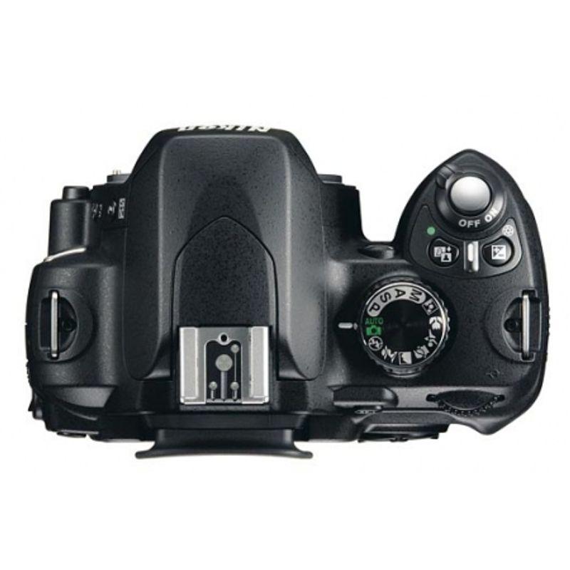nikon-d60-kit-18-55mm-af-s-ii-bonus-blitz-ttl-speedlight-nikon-sb-400-geanta-nikon-cf-eu04-card-sd-lexar-4gb-class2-11349-2