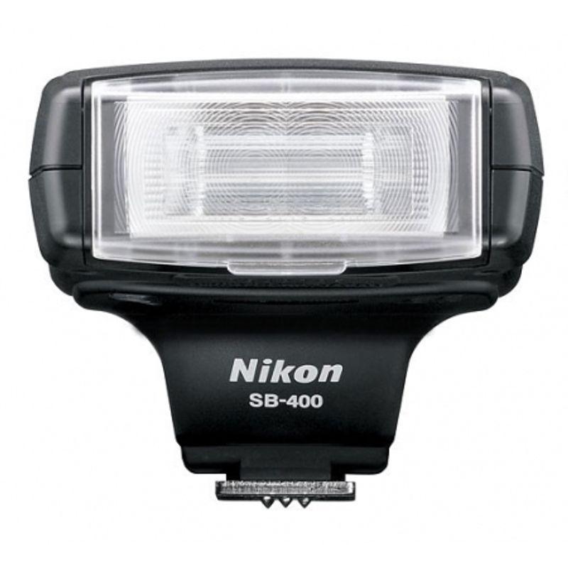 nikon-d60-kit-18-55mm-af-s-ii-bonus-blitz-ttl-speedlight-nikon-sb-400-geanta-nikon-cf-eu04-card-sd-lexar-4gb-class2-11349-3