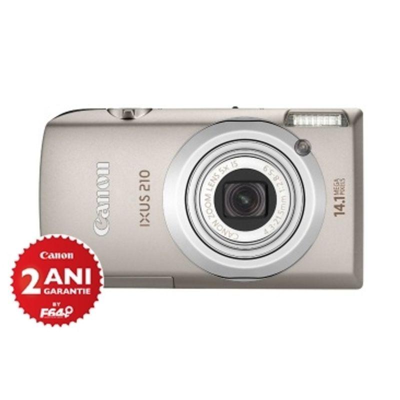 canon-ixus-210-is-argintiu-14-1-mpx-zoom-optic-5x-lcd-3-5-touch-screen-12830