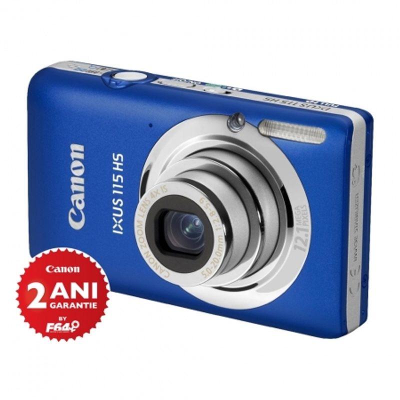 canon-ixus-115-is-albastru-12mpx-zoom-optic-4x-lcd-2-7-tft-18094