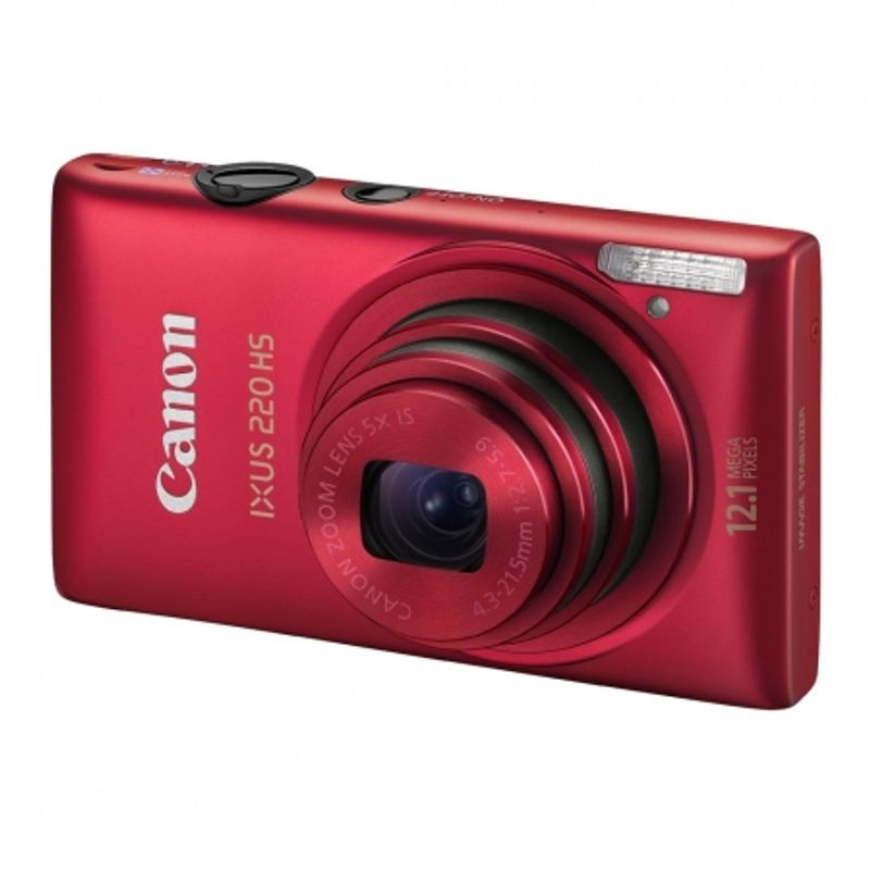canon-ixus-220-is-hs-rosu-12-mpx-zoom-optic-5x-lcd-2-7-18099