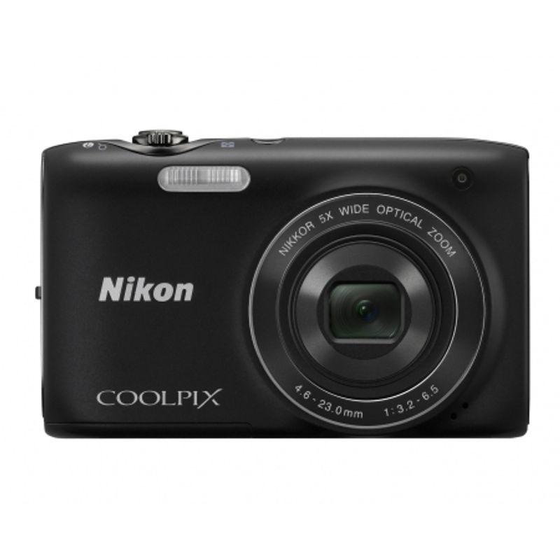 nikon-coolpix-s3100-black-card-sd-4gb-geanta-nikon-seria-s-18146-1
