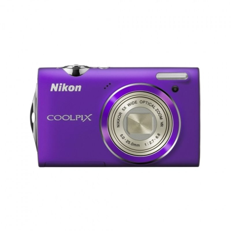 nikon-coolpix-s5100-violet-card-sd-4gb-husa-nikon-s-18164-1