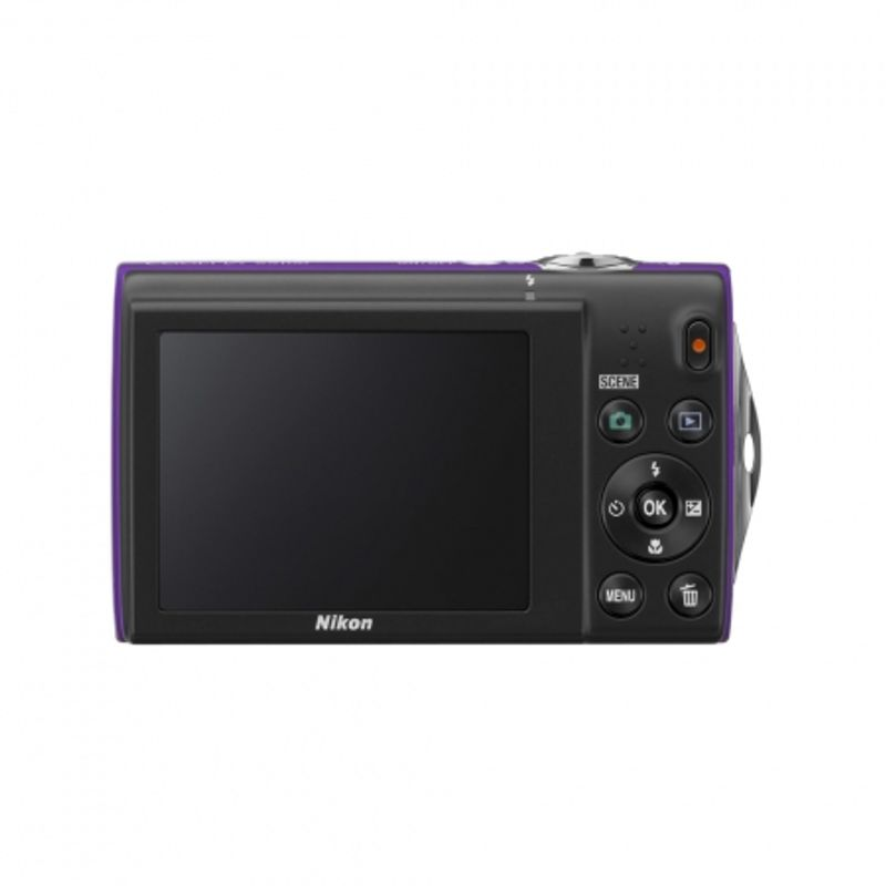 nikon-coolpix-s5100-violet-card-sd-4gb-husa-nikon-s-18164-5