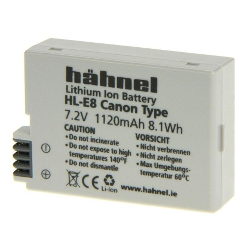 hahnel-hl-e8-acumulator-replace-tip-canon-tip-lp-e8-1120mah-15564-1