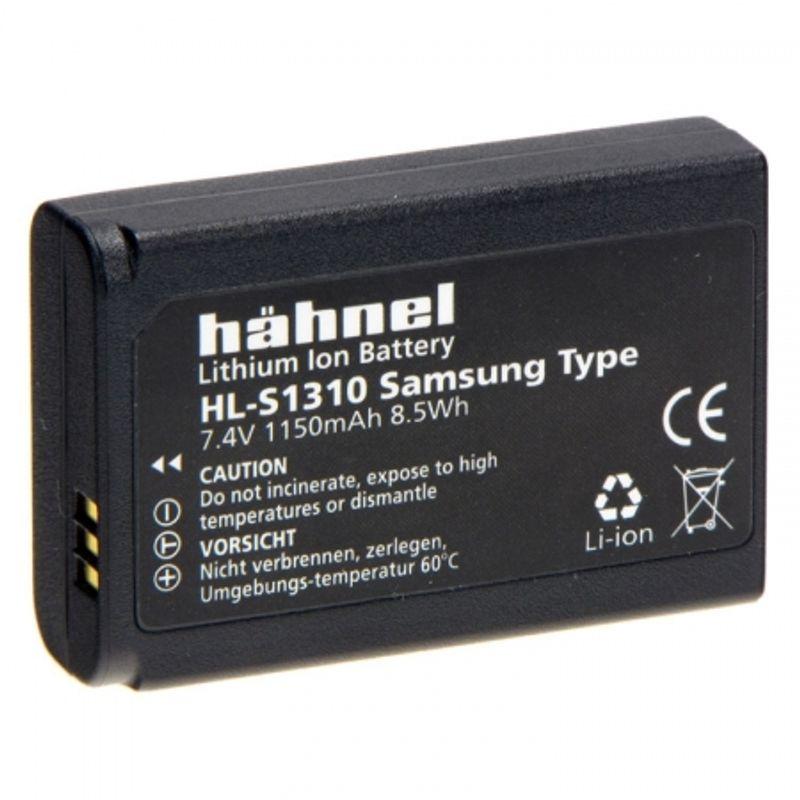 hahnel-hl-s1310-acumulator-replace-pentru-samsung-nx10-nx100-1150mah-15566