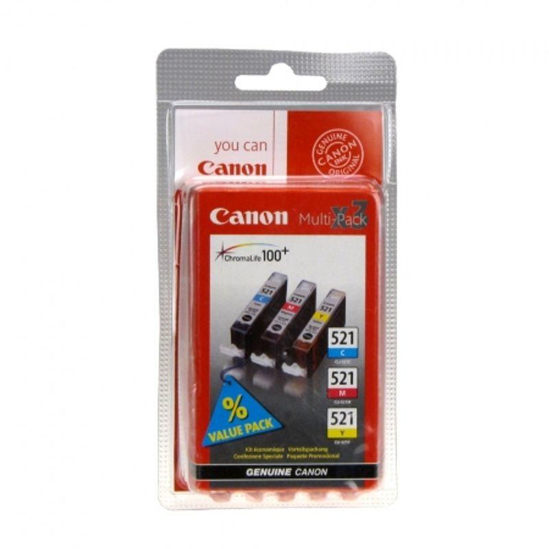cartus-imprimanta-canon-multi-pack-c-m-y-521-15913