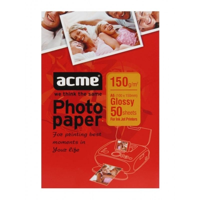 acme-photo-paper-a6-10x15cm-150-g-m2-50-coli-16216