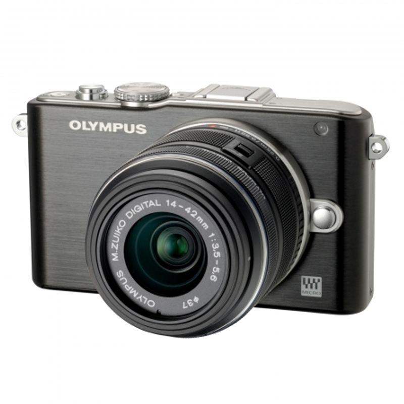 olympus-pen-lite-e-pl3-negru-kit-obiectiv-m-zuiko-digital-14-42mm-f-3-5-5-6-ii-r-19748