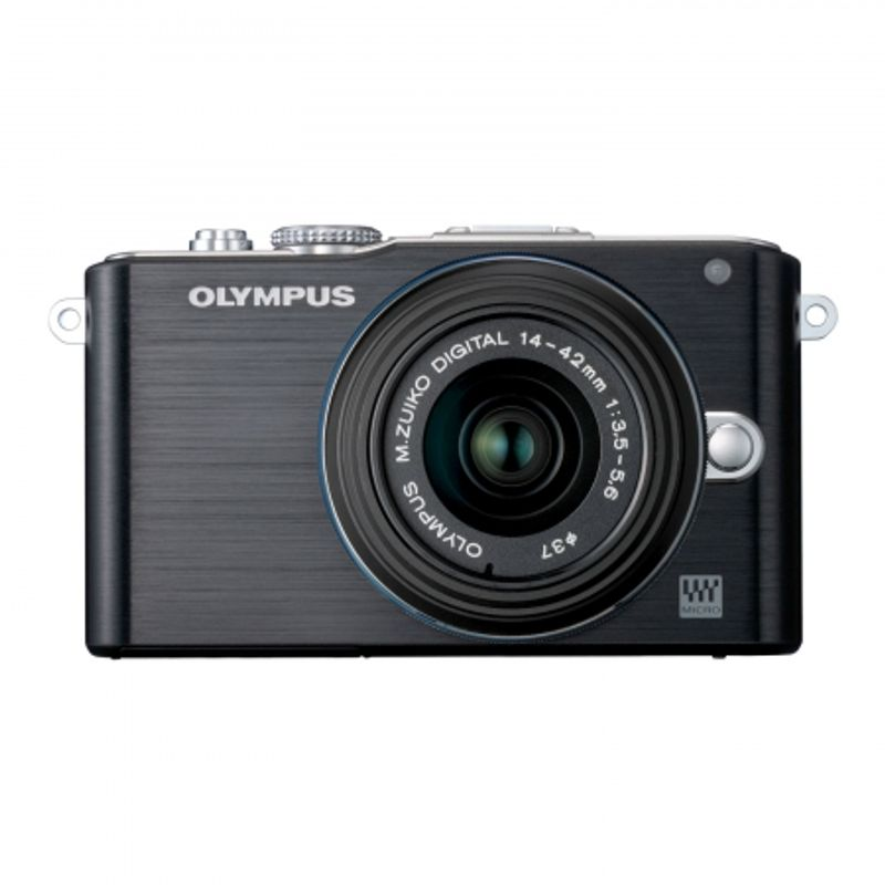 olympus-pen-lite-e-pl3-negru-kit-obiectiv-m-zuiko-digital-14-42mm-f-3-5-5-6-ii-r-19748-1