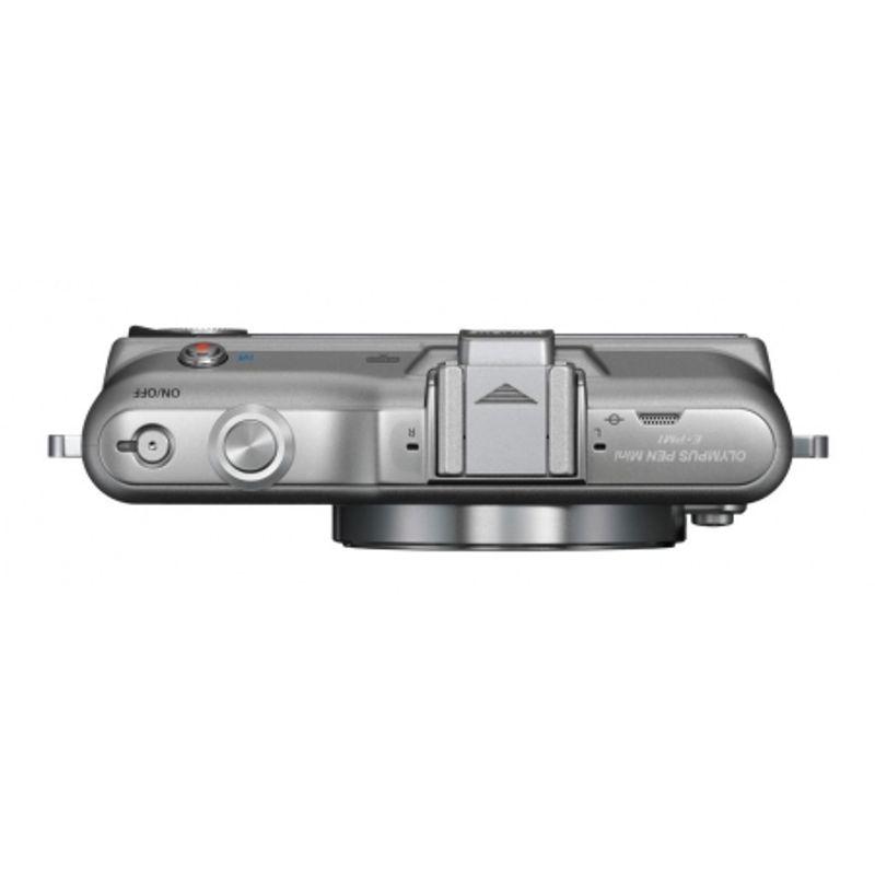 olympus-e-pm1-argintiu-kit-obiectiv-14-150mm-f-4-0-5-6-20145-1