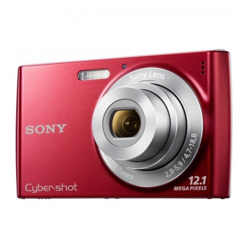 sony-cyber-shot-dsc-w510r-rosu-husa-card-sd-2gb-20854-1