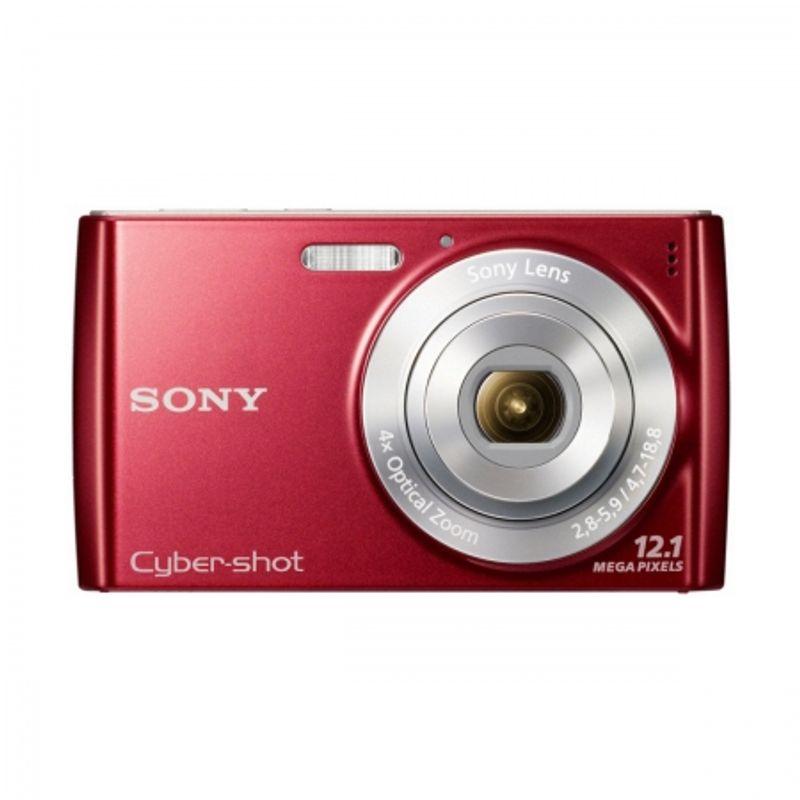 sony-cyber-shot-dsc-w510r-rosu-husa-card-sd-2gb-20854-2