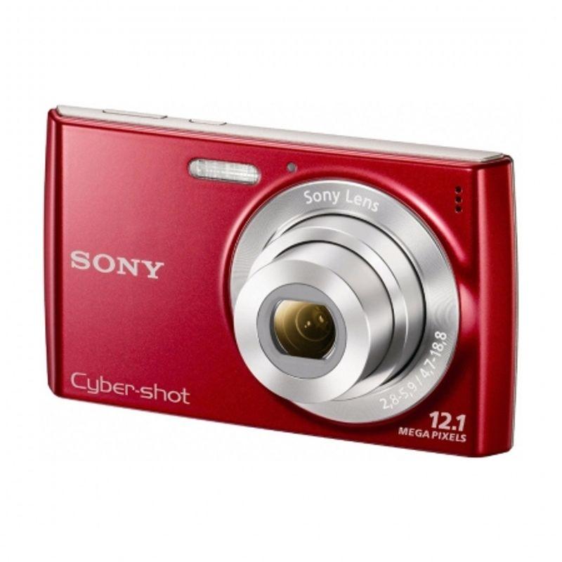 sony-cyber-shot-dsc-w510r-rosu-husa-card-sd-2gb-20854-3